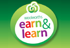 Woolworths Learn & Earn Promotion